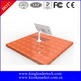 Lockable Desktop стойка iPad с ротатабельным кронштейном шеи гусыни