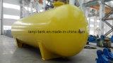 tanque de armazenamento de alta pressão para o LPG, amônia do aço de carbono 50000L, gás de Liquied
