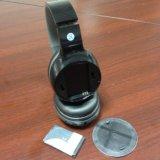 Precio de fábrica plegable de pantalla LCD de luz de pantalla MP3 Bluetooth auriculares