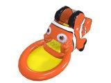 새로운 디자인 아이의 당을%s 팽창식 물 수영장 활주