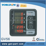 Medidor de Voltagem Multímetro Digital Gb56 Mebay Trifásico