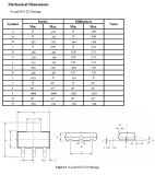 IS-integrierte Schaltung von justierbarem 1A/reparierte niedriger Austritts-linearen Regler AMS1117-3.3