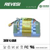 Batterij 36V4.4ah van Samsung van het Saldo van twee Wiel de Li-Ionen voor Elektrische Autoped