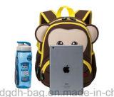 子供のためのファンキーな猿のネオプレンの防水バックパック