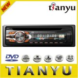 Solo DIN panel desmontable Amplificador coche con CD DVD SD Card Player