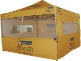 印刷されるテント3X3mの折る玄関ひさしのテントを現れなさい
