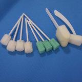 Divers bâton médical remplaçable d'éponge
