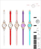 Quartz Custom Logo ODM Watch方法女性