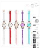Manier Dame Quartz Custom Logo ODM Horloge