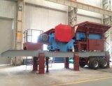 Planta portátil de triagem de trituração de pedras móveis portátil (YD-150)