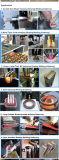 máquina que cubre con bronce de alta frecuencia de la calefacción de inducción de la soldadura del tubo 16kw