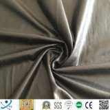 Tre strati della laminazione impressa bronzando pelle scamosciata per il tessuto del sofà (Tre-strati laminati) per i servizi dell'Europa