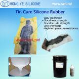 Gummi des Silikon-RTV-2 für Garten-Statue-Beton-Formen