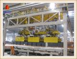Máquina de fatura de tijolo alemão da cinza de mosca da tecnologia