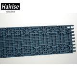 Hairise Toast Rodillo de plástico Modular de transferencia Curved Modular Belt