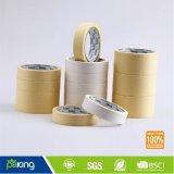 Sin pegamento Residue Crepe Paper Alta temperatura Cinta adhesiva