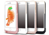 couverture portative de cas de pouvoir des banques de pouvoir de chargeur de recul de batterie Emergency de côté de pouvoir de la grande capacité 1000mAh pour l'iPhone 7 /7s 6 6s