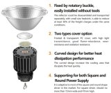 Baia chiara industriale LED 100W di Dimmable di buona qualità di Meanwell Ra80 di prezzi di fabbrica di fabbricazione della Cina alta