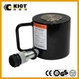 Cilindro idraulico a semplice effetto di altezza ridotta