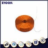 Bobina bobina de motor eléctrico con hilo de cobre de clase h