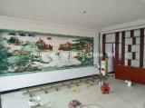 Impresora vertical de la decoración de la pared de la alta calidad para el anuncio de la insignia u hogar decorativo
