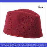 Шлем Fez шлема тахты Azan шерстей мусульманский для африканских людей