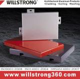 Publicidad del panel compuesto de aluminio del panel de pared exterior de la señalización