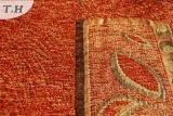 Tessuto di Chenille dell'oro per il sofà (FTH31079)