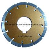 Het Blad van de zaag voor Concreet, Geschikt voor Bladen van 105 tot 300mm