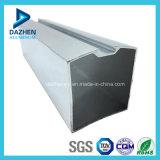 Marco más vendida ventana de la puerta abatible de aluminio de extrusión de perfil