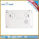 Система охранной сигнализации ходкого хозяина GSM домашнего беспроволочная