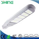Luz de calle modular mencionada de la UL 250W LED