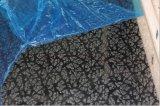 Feuille gravée en relief par Kem009 d'acier inoxydable de la qualité 304