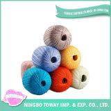 Trendsetter baratos algodão acrílico do bebê Nuvens fio para a tecelagem