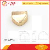 Type libre taquet en alliage de zinc de Variou de nickel d'extrémité de cordon
