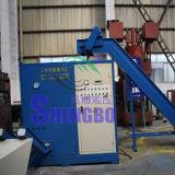 Einleitung-Aluminiumbrikettieren-Presse des Doppelt-Ys15-67-323 (CER)
