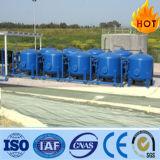 Filtro de arena lento de la depuradora de aguas residuales para el purificador del agua