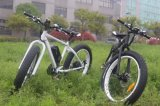 Du '' E-Vélo en aluminium de montagne de bâti gros pneu 26