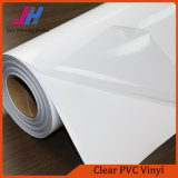 Лоснистый винил PVC ясности с печатание чернил пигмента