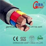 機密保護によって絶縁される適用範囲が広い電気ワイヤー