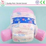 Tecidos descartáveis econômicos super do bebê da qualidade de Q-Bebe