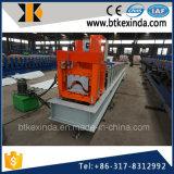 Machines de matériau de construction d'acier de tôle de toiture en métal de chapeau de Kxd 312 Ridge