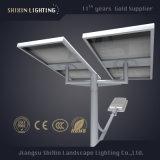 15W--солнечный уличный свет 120W с панелью солнечных батарей