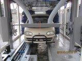 La fábrica limpia de la fabricación de la máquina del vapor del sistema del equipo del túnel de la lavadora completamente automática del coche ayuna limpieza