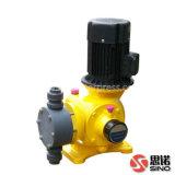 Bomba de medición industrial para la purificación del agua