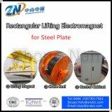 Aimant de levage rectangulaire pour la plaque en acier traitant MW84
