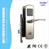 Fechamento de porta eletrônico da alta segurança do fechamento do cartão do hotel da proximidade