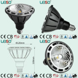 Lampada commerciale di brevetto 3dcob LED PAR38 (LS-P720-BWW/BW)