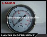 034 ricambi auto della guarnizione di bordone del tubo del manometro del manometro chimico