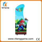 Dentro liberar la máquina de juego estupenda de arcada de Mario del juego